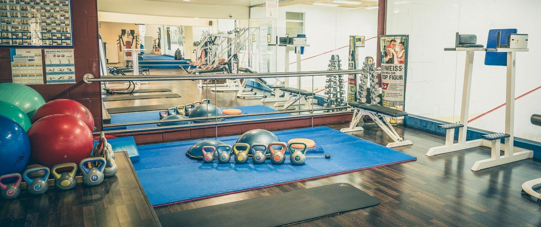 Gratis Training Fitnessstudio