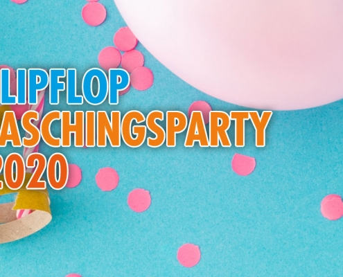 flipflop Faschingsparty 2020