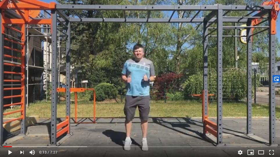 Fitness Workout St. Ingbert