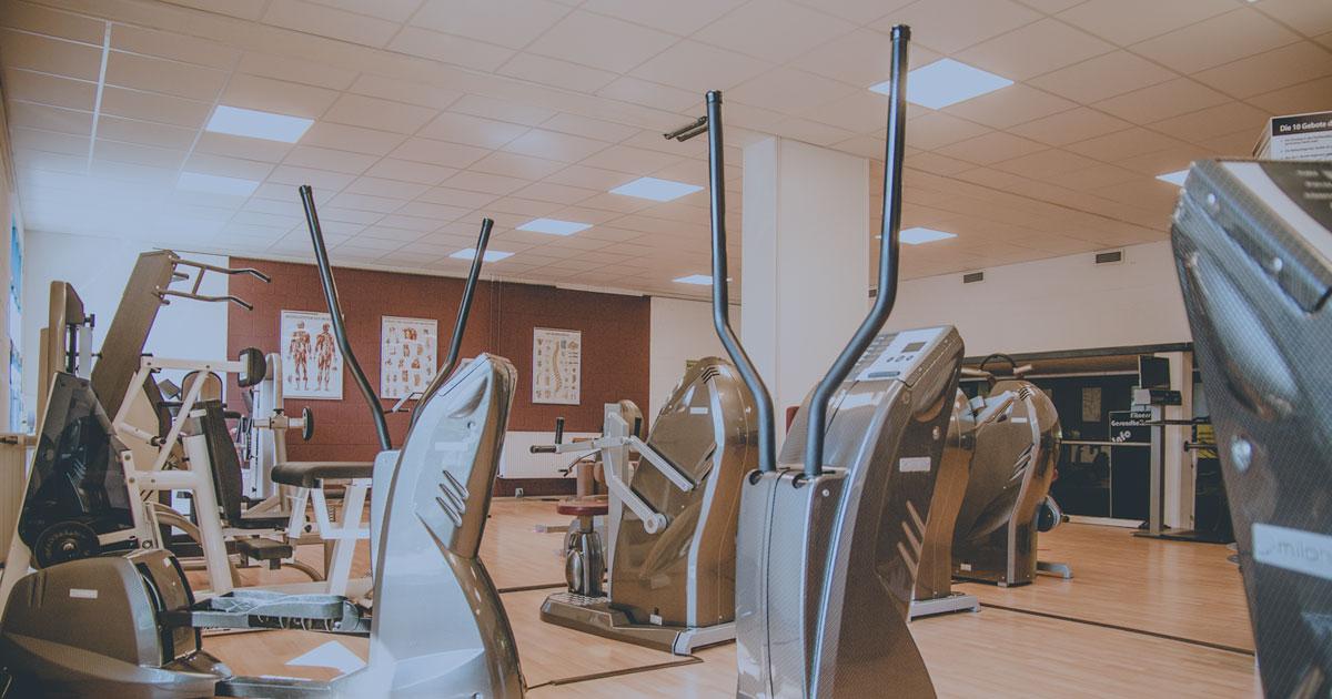 Fitnessstudio St. Ingbert geöffnet