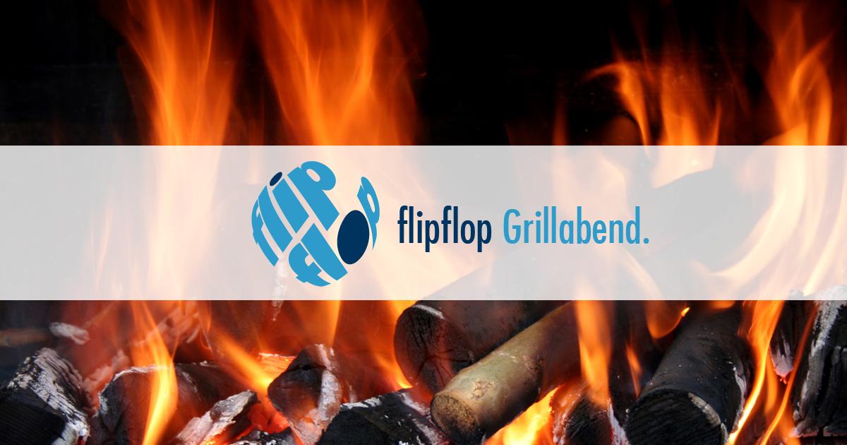 flipflop Grillabend